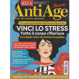 Riza Antiage - n. 20 - dicembre 2019 - mensile
