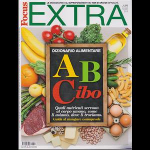 Focus Extra - n. 85 - autunno inverno 2019 - A, B, Cibo -