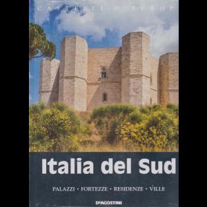 Castelli D'europa - Italia del Sud - n. 6 - quattordicinale - 7/12/2019 - copertina rigida