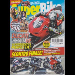 Superbike Italia - + Calendario Ombrelline 2020 - n. 12 - mensile - dicembre 2019 -
