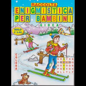 Raccolta Enigmistica - per bambini - n. 163 - gennaio - marzo 2020 -