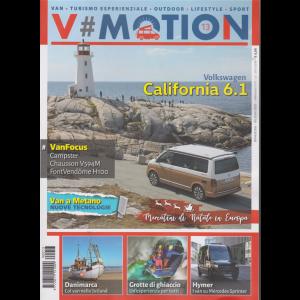 V # Motion - n. 13 - bimestrale - dicembre - gennaio 2020