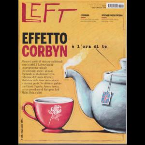 Left Avvenimenti - n. 49 - 6 dicembre 2019 - 12 dicembre 2019 - settimanale