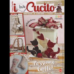 I Love Cucito - n. 32 - bimestrale - dicembre - gennaio 2020