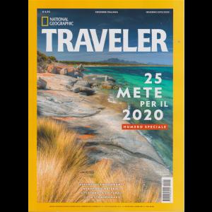 National Geographic Traveller - 25 Mete Per Il 2020 - numero speciale - inverno 219/2020