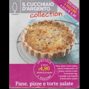 Il cucchiaio d'argento collection - n. 13 - 2 volumi - Pane, pizze e torte salate + Tutto al forno