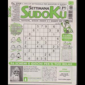Settimana Sudoku - n. 748 - settimanale - 13 dicembre 2019 -