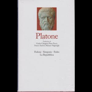 I grandi filosofi - Platone - n. 7 - settimanale - 6/12/2019 - copertina rigida