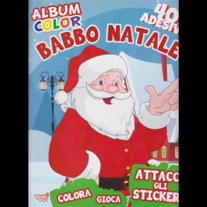 Toys2 Colorando - Babbo Natale -Album color - n. 46 - bimestrale - 21 novembre 2019 -