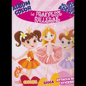Toys2 Presenta - Le Principesse Ballerine - n. 60 - bimestrale - 21 novembre 2019 - Album color