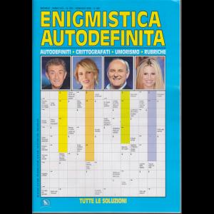Enigmistica Autodefinita - n. 359 - mensile - gennaio 2020 -