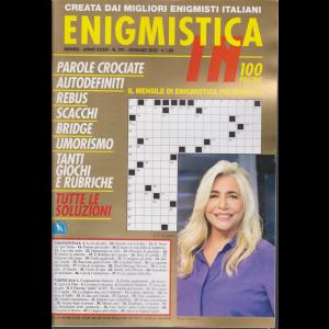 Enigmistica In - n. 391 - mensile - gennaio 2020 - 100 pagine