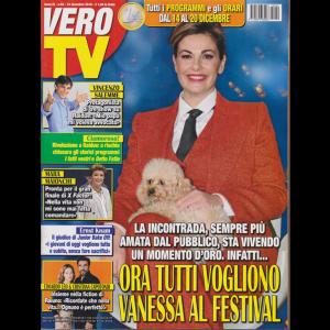 Vero Tv - n. 50 - settimanale - 16 dicembre 2019 -