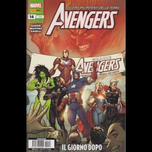 Avengers - n. 118 - Il giorno dopo - mensile - 12 dicembre 2019