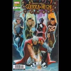 Marvel Miniserie - La guerra dei regni - Dalle ceneri - n. 226 - quindicinale - 12 dicembre 2019 -