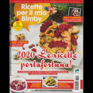 Ricette per Il mio Bimby - n. 49 - dicembre 2019 - mensile -
