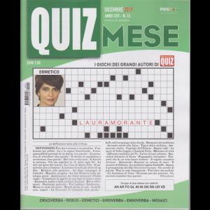 Domenica Quiz Mese - n. 12 - dicembre 2019 - mensile
