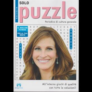 Raccolta solo puzzle - n. 60 - 30/11/2019 - bimestrale -