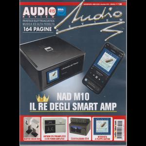 Audio Review - n. 415 - dicembre 2019 - mensile - 164 pagine