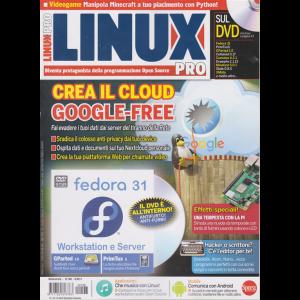 Linux Pro +  Dvd - n. 198 - bimestrale - dicembre - gennaio 2020