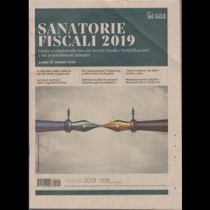 Sanatorie fiscali 2019 - marzo 2019 - mensile - n. 2
