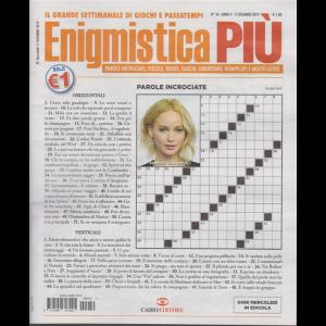 Enigmistica Piu' - n. 50 - 17 dicembre 2019 - settimanale