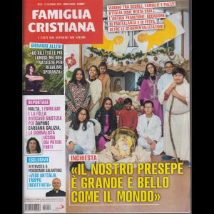 Famiglia Cristiana - n. 50 - 15 dicembre 2019 - settimanale