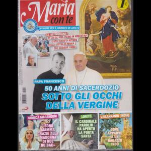 Maria con te - n. 50 - 15 dicembre 2019 - settimanale