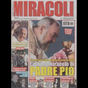 Miracoli e  Misteri - n. 26 - 11 dicembre 2019 - settimanale
