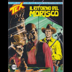 Tex Nuova Ristampa - Il Ritorno del morusco - n. 452 - dicembre 2019 - mensile
