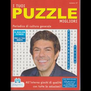 I tuoi puzzle migliori - n. 17 - bimestrale - 6/12/2019 - Pierfrancesco Favino