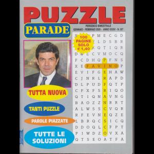 Puzzle Parade - n. 307 - bimestrale - gennaio - febbraio 2020 - 100 pagine