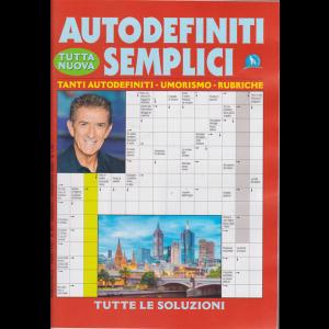 Autodefiniti semplici - n. 96 - bimestrale - gennaio - febbraio 2020