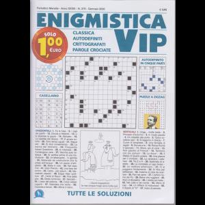 Enigmistica Vip - n. 379 - mensile - gennaio 2020 -