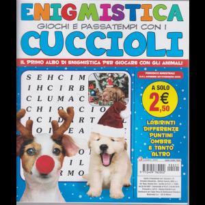 Enigmistica - Giochi e passatempi con i cuccioli - n. 21 - bimestrale - dicembre 2019 - gennaio 2020 -