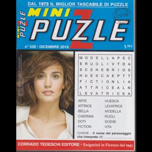 Mini puzzle - n. 530 - dicembre 2019 - mensile
