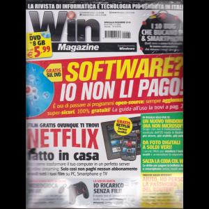 Win magazine - n. 264 - dicembre 2019 - mensile - rivista + dvd dl