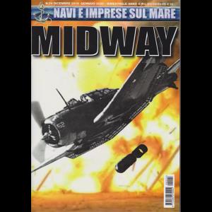 Navi e imprese sul mare - Midway - n. 24 - dicembre 2019 - gennaio 2020 - bimestrale -