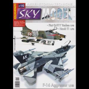 Sky model - n. 110 - bimestrale - dicembre 2019 - gennaio 2020 -