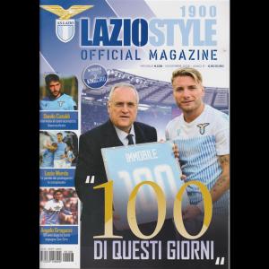Lazio style official magazine - n. 108 - mensile - novembre 2019