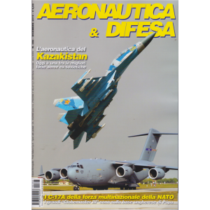 Aeronautica & difesa - n. 398 - dicembre 2019 - mensile