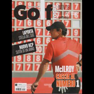 Il mondo del golf today - novembre 2019 - n. 306 - mensile