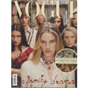 Vogue - n. 832 - dicembre 2019 - mensile
