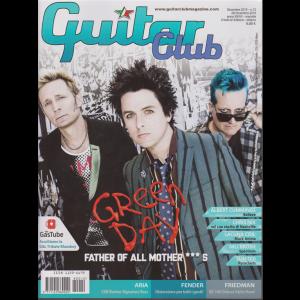 Guitar Club - n. 12 - dicembre 2019 - mensile