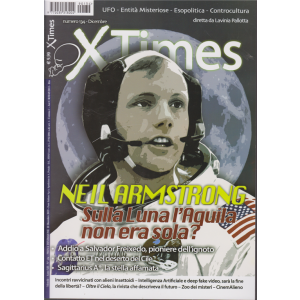 X Times - n. 134 - mensile - 10 dicembre 2019 -