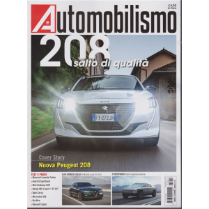 Automobilismo - n. 12 - mensile - dicembre 2019 -