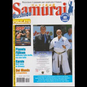 Samurai bushido - Pugilato - n. 12 - dicembre 2019 - 80 pagine