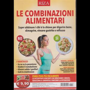 Salute naturale extra - Le combinazioni alimentari - n. 127 - dicembre 2019 -