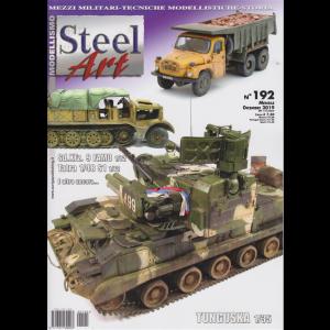 Steel Art - n. 192 - mensile - dicembre 2019 -