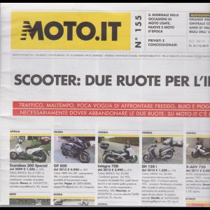 Moto.it - n. 155 - mensile - dicembre 2019 - gennaio 2020 -